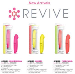 Revive G Tease