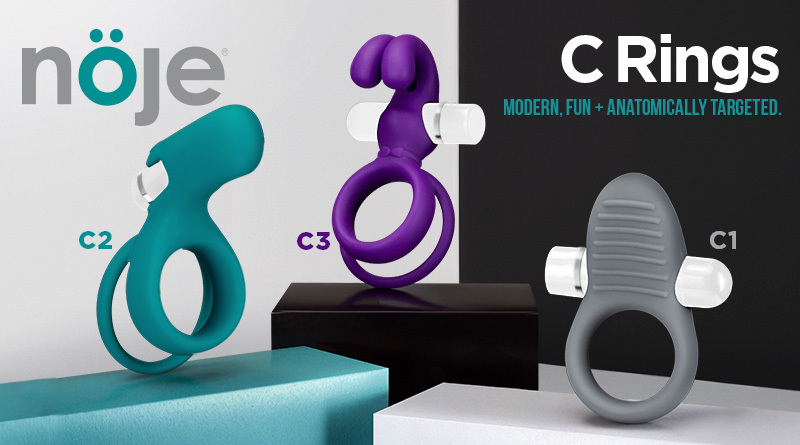 Meet These Powerful and Beautiful C-Rings: The Noje C Series