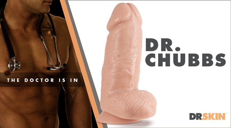 Meet Dr. Skin Dr. Chubbs!
