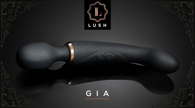 Meet Lush Gia: The Vibrator that's the Best of Both Worlds